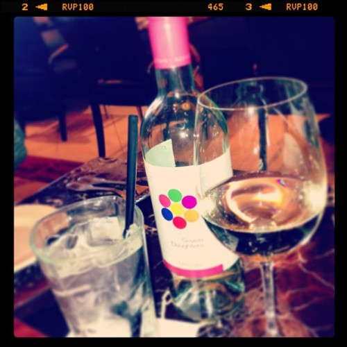 Seven Daughters; Moscato (at Grand Lux Cafe)