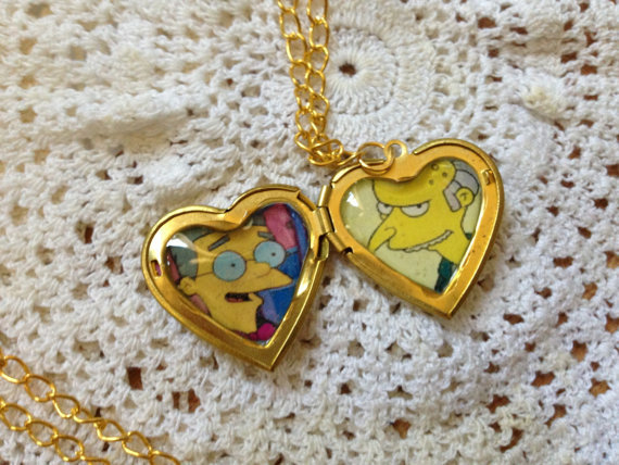 fabulousandthick:  Best locket ever!!!