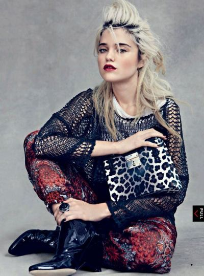 Sky Ferreira for Vogue [Feb 2013]