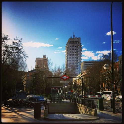 Just Madrid.