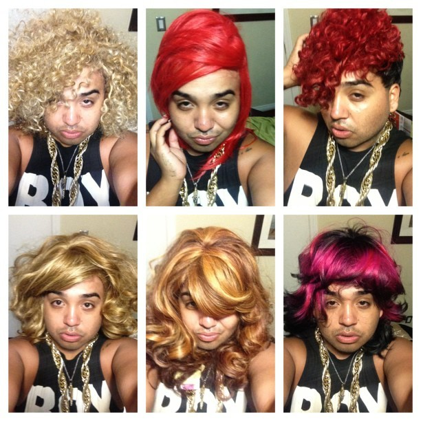 #Wigwars it's a #wigoff Which look would you choose for me next? 💁