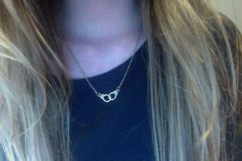 My new necklace!!