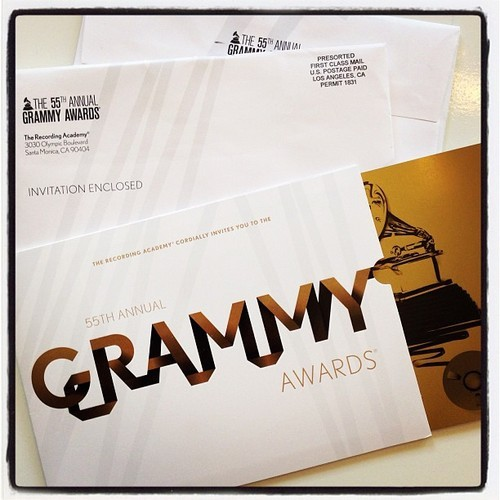 GRAMMY Awards invite came in the mail today!! Soooo excited! :) #love #TagsForLikes #instagood #tweegram #photooftheday #iphonesia #instamood #me #cute #igers #picoftheday #iphoneonly #instagramhub #summer #tbt #girl #instadaily #jj #beautiful #bestoftheday #sky #food #webstagram #picstitch #nofilter #fashion #food #happy #sun #instagramers
