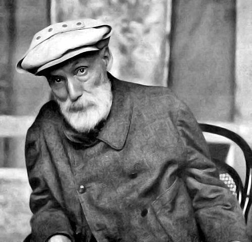 Pierre-Auguste Renoir photo - John Glines photos at pbase.com