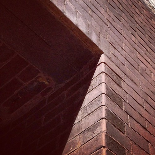 #monadnock #building #architecture #highrise #brick #facebrick (at Monadnock Building)