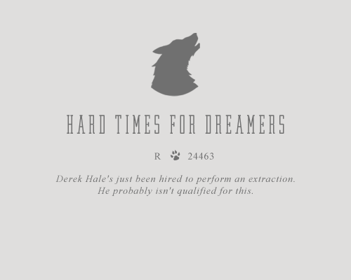 Hard Times for Dreamers