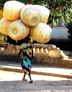 (via Baskets and weaving - Africa Craft Trust)