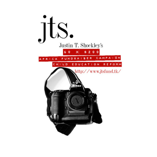 JTS 60 X $200 Fundraiser for Education Reform in Africa! Visit www.jtsfund.tk on Flickr.Via Flickr: DONATE HERE! igg.me/at/jtsfund/x/3193259 ALSO: www.jtsfund.tk