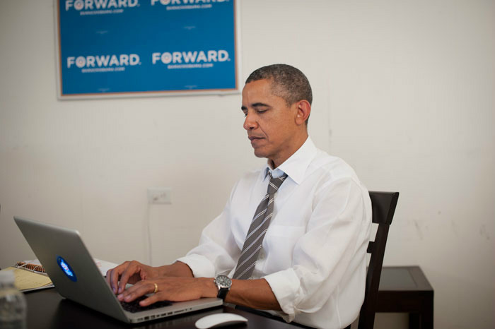 funnyordie:  5 Leaked Emails Obama Read Before State of the Union Address Last night, President Obama emailed his closest confidants, asking for a pep talk before his big speech. They replied almost instantly.  Prob playin some games