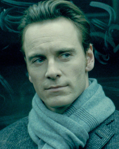 bohemea:  Michael Fassbender in Shame