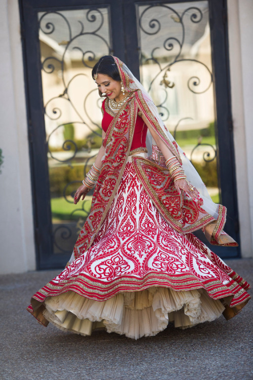 beautifulindianbrides:  Photo by:H.Y