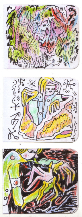ronregejr:  new drawings may 2013
