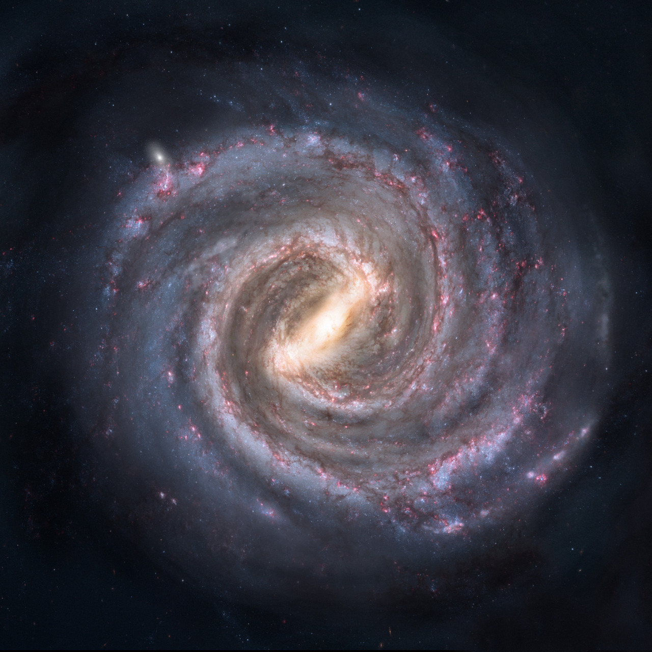 "Milky Way's Youngest Black Hole Was Formed By Doomed Rotating Star   Nasa may have discovered the youngest black hole in our solar system. There is a highly distorted cloud of gas and material which is all that is left of a supernova which occurred 1,000 years ago. It is located 26,000 light years away and the black hole at its centre is thought to be the youngest in our galaxy. It is unusual in that the supernova was not symmetrical. Instead material near the poles of the doomed rotating star was ejected faster than that at its equator. ""W49B is the first of its kind to be discovered in the galaxy,"" said Laura Lopez, who led the study at the Massachusetts Institute of Technology. ""It appears its parent star ended its life in a way that most others don't."""