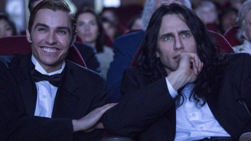 James Franco dave franco the disaster artist tommy wiseau the room