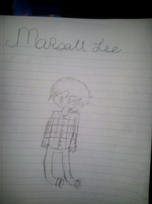 Welp i'm kinda back and stuff so heres some Marshall Lee for ya'll