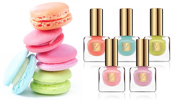 Macaron-Inspired Nail Polish, Romeo Beckham Models, and More  The geniuses at Estée Lauder have created a macaron-inspired collection of nail lacquers for spring. [SheFinds] One of the Beckhams' sons, Romeo, has landed his very first modeling gig as the spunky young star of a Burberry ad campaign. [Huffington Post] These marker-like beauty products are purse-friendly and spill-free, which makes them perfect for quick touch ups. [Glo] Buckingham Palace will stage its first fashion show featuring royal couture styles from the Tudor and Stuart eras. [Telegraph] Everyone and their mother seems to be hosting an ugly sweater party these days! Take a look at how the trend began. [NYTimes] It was bound to happen eventually—Deborah Lippmann is launching a Girls-themed nail polish set. Yes. [Beauty High]  Leave winter behind by recreating the breezy beach waves of Victoria's Secret models. [Glamour] —Hallie Take a break from your holiday shopping woes and indulge in this short film about love in New York City from Shoptiques!