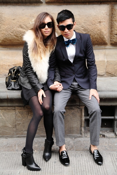 shennellemcluneinspirations:  Stylish couple