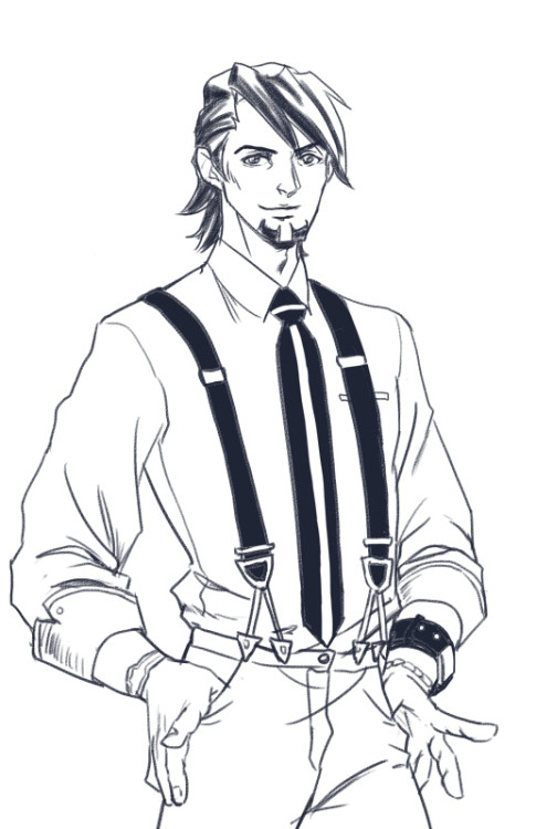 Kotetsu's new clothes S C R E A MSSS.