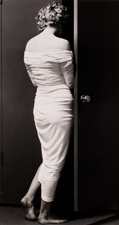Marilyn Entering Closet, 1952 by Philippe Halsman (from the portfolio 'Halsman/Marilyn') (Primal Seen)