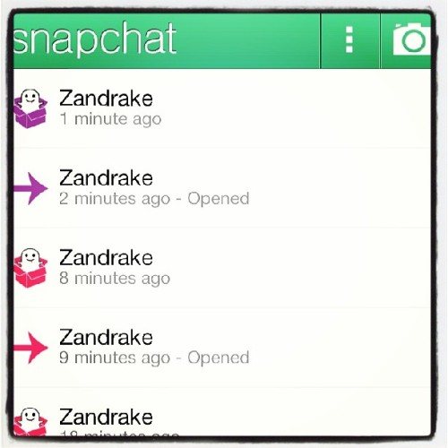 Having fun snap chatting with @zandrake_mac #snapchat #app #toomuchfun #sistahs #tgis #marvelousmay #picoftheday #130518 #potd