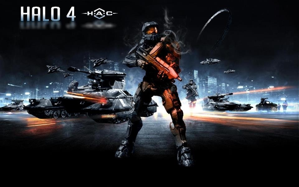 annanonymous25:  Halo/Battlefield mix. Soooo freaking epic.