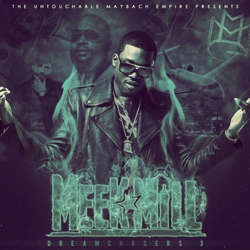 mmgofficial:  New year.  New Meek Mill mixtape.  Check out the artwork for Dreamchasers 3.  Stay tuned!