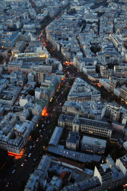 brutalgeneration:  Paris (by Douglas Baker)