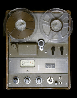 excelsiorplace:  1958 reel to reel