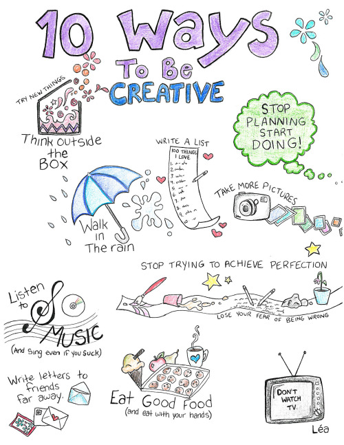 fabulousandthick:  I love creativity and think its a great way of self expression.