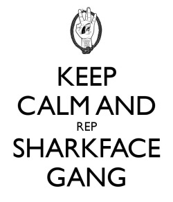 somesimpleaddition:  SHARKFACEGANG