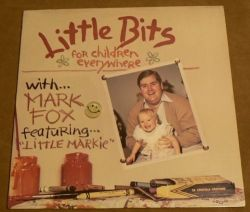 Creepy Christian album of the day: Little Bits for Children Everywhere featuring Lil' Markie (For more info, click here; For a related video, click here http://christiannightmares.tumblr.com/post/293731963/a-christian-performer-by-the-name-of-lil-markie)