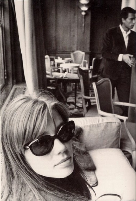 theswinginsixties:  Francoise Hardy