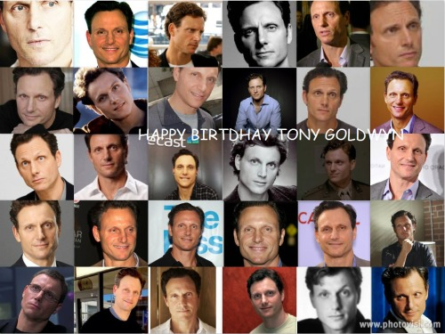 "blessedbeyoundmeasure15:  HAPPY BIRTHDAY ""ANTHONY HOWARD GOLDWYN"" I just had to do a special shout for my boo today, how are you 53….more like 35 honey!!! JESUS BE A FENCE!!! This man is so damn gorgeous, fine, sexy and an Adonis!!"