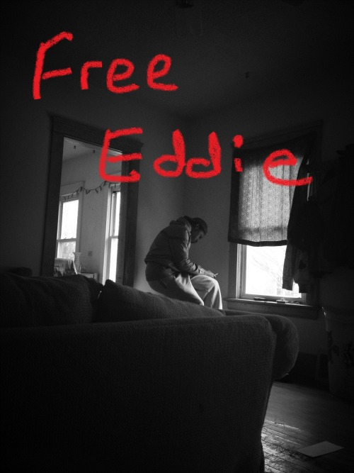 """free my nigga eddie he aint do nothin!"" - ciara"