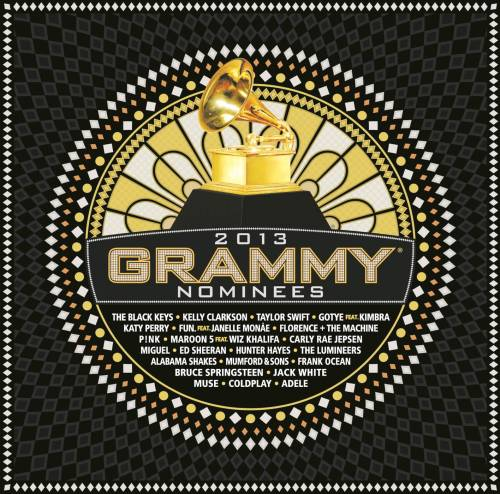 The 2013 GRAMMY Nominees Album will be available Jan. 22! Check out the full tracklist here.