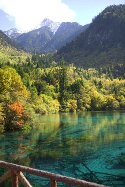 beautifulvacations:  Fairy Pool, Jiuzhaigou, China