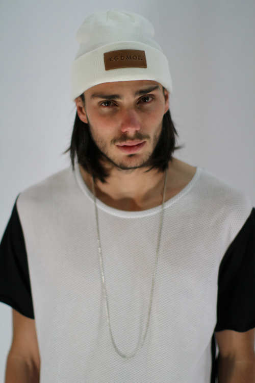 KingdomOf. W13 - Eastern Affiliation - KGDMOF cocaine beanie + Mesh T www.kingdomof.co.nz