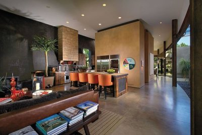 Contemporary resort-style living in Laguna Beach