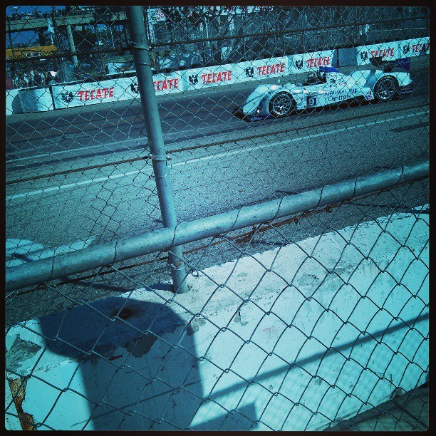 Fast cars (at Toyota Grand Prix of Long Beach)