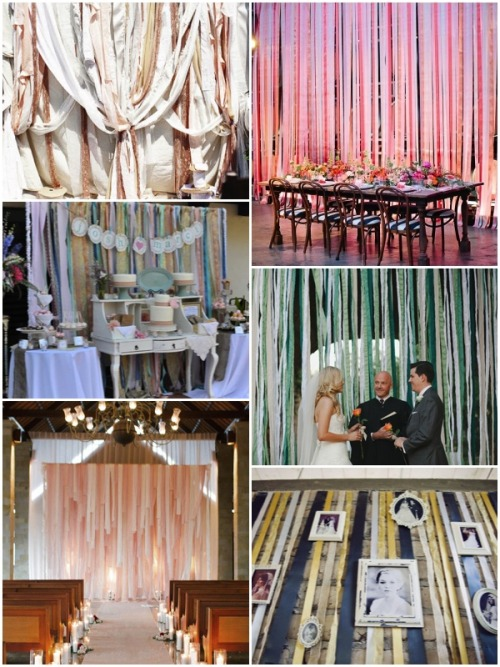 (vía http://akissofcolour.com/2013/04/decorar-con-lazos-ribbons-and-decoration/)