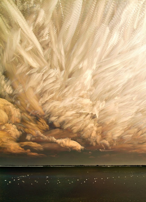 nprfreshair:  Time-Lapse sky photography by Matt Molloy  via Beautiful Decay