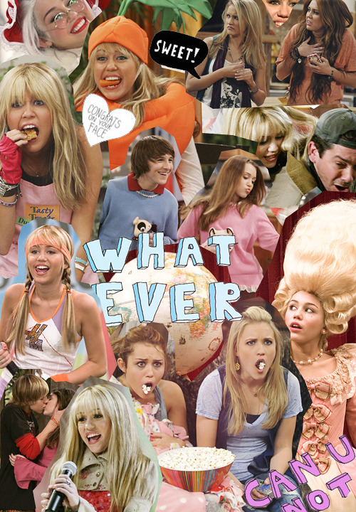 heartless:   7 years of Hannah Montana, say what?  I got nerve