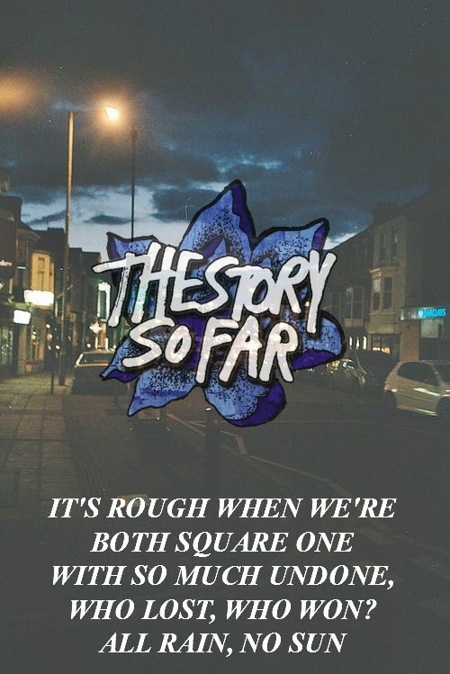 defend-pop-hardcore-punk:  The Story So Far - Playing The Victim