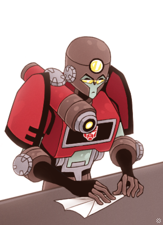 TFA: Perceptor by Boxphones