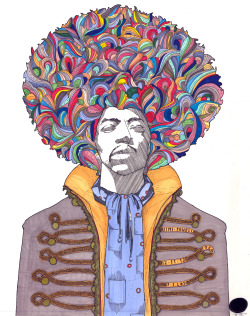 JIMI HENDRIX COMMISSION