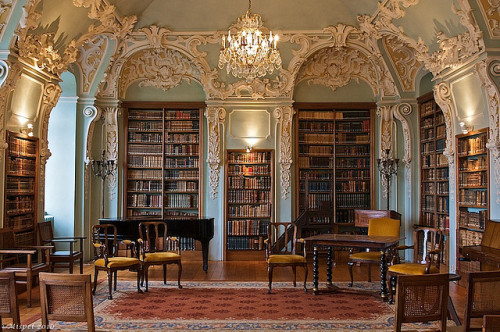 staree:  Rolduc Library by Mispel3991 on Flickr.