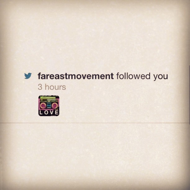 I'm a happy little fan girl!!! Thank you @fareastmovement @kevnishfm @prohgressfm 💗❤💗❤👌👍