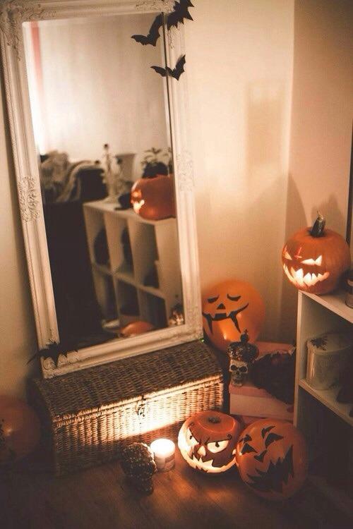 Halloween Fall Autumn Pumpkin Halloween Gif Jack O Lantern