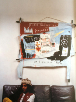 somethingtoseeorhear:  Basquiat