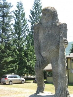 (via For $270,000, You Can Be the Owner of Bigfoot's Grave)